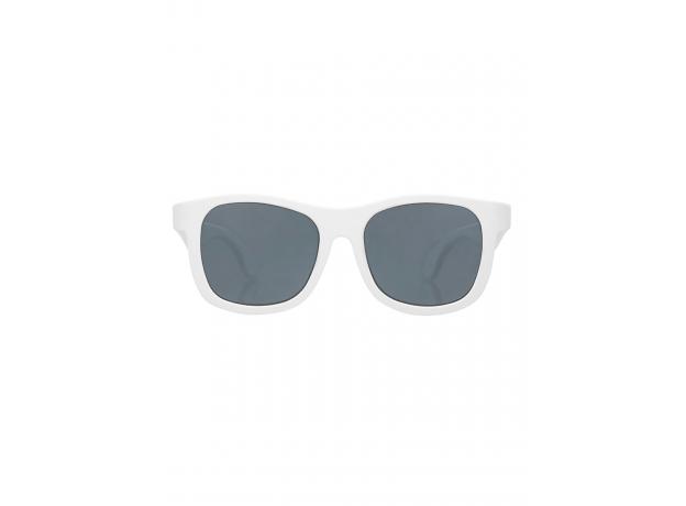 С/з очки Babiators Original Navigator: Шаловливый белый (Wicked White). Junior (0-2). Арт. NAV-011, фото , изображение 2
