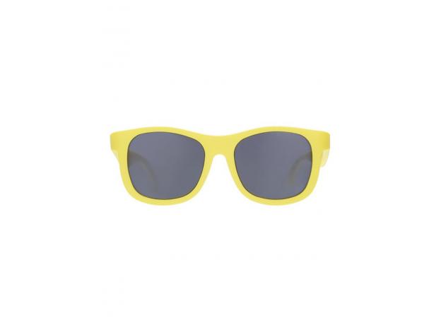 С/з очки Babiators Original Navigator. Жёлтый мак (Poppy Yellow). Classic (0-2). Арт. NAV-017, фото , изображение 2