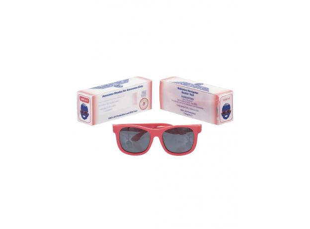 С/з очки Babiators Original Navigator. Красный качает (Rockin' Red). Classic (0-2). Арт. NAV-019, фото , изображение 3