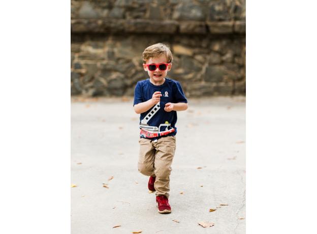 С/з очки Babiators Original Navigator. Красный качает (Rockin' Red). Classic (0-2). Арт. NAV-019, фото , изображение 9
