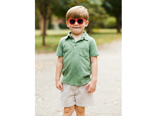 С/з очки Babiators Original Navigator. Красный качает (Rockin' Red). Classic (0-2). Арт. NAV-019, фото , изображение 10
