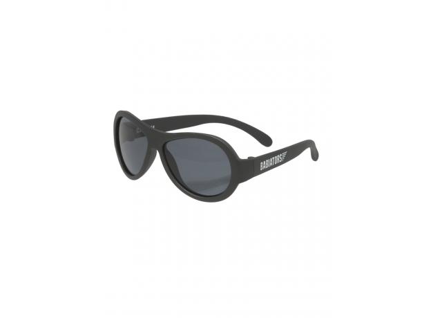 С/з очки Babiators Original Aviator. Чёрный спецназ (Black Ops). Junior (0-2). Арт. BAB-001, фото , изображение 2