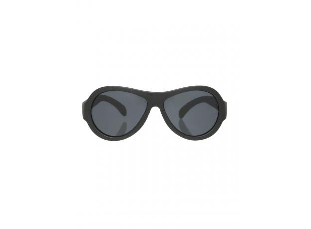 С/з очки Babiators Original Aviator. Чёрный спецназ (Black Ops). Junior (0-2). Арт. BAB-001, фото , изображение 3