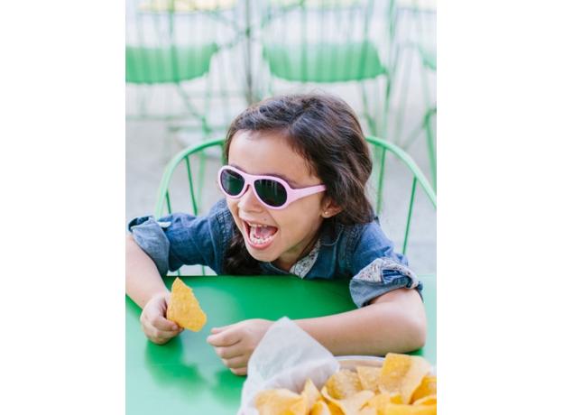 С/з очки Babiators Original Aviator. Розовая принцесса (Princess Pink). Junior (0-2). Арт. BAB-005, фото , изображение 11