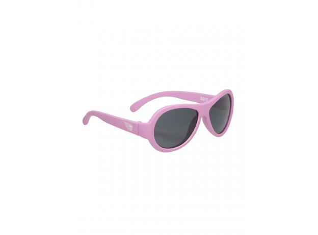 С/з очки Babiators Original Aviator. Розовая принцесса (Princess Pink). Junior (0-2). Арт. BAB-005, фото , изображение 3