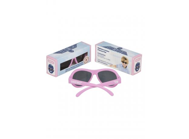 С/з очки Babiators Original Aviator. Розовая принцесса (Princess Pink). Junior (0-2). Арт. BAB-005, фото , изображение 4