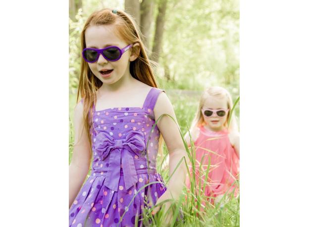 С/з очки Babiators Original Aviator. Розовая принцесса (Princess Pink). Junior (0-2). Арт. BAB-005, фото , изображение 9