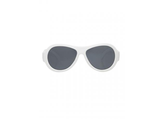 С/з очки Babiators Original Aviator. Шаловливый белый (Wicked White). Junior (0-2). Арт. BAB-009, фото , изображение 2