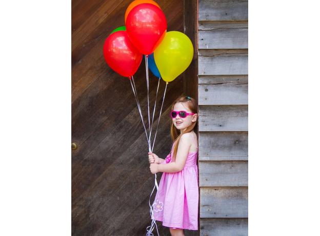 С/з очки Babiators Original Aviator. Попсовый розовый (Popstar Pink). Junior (0-2). Арт. BAB-044, фото , изображение 10
