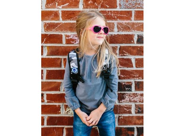 С/з очки Babiators Original Aviator. Попсовый розовый (Popstar Pink). Junior (0-2). Арт. BAB-044, фото , изображение 11