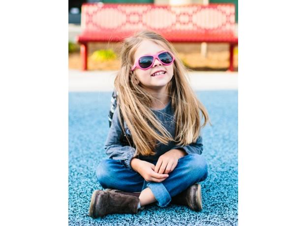 С/з очки Babiators Original Aviator. Попсовый розовый (Popstar Pink). Junior (0-2). Арт. BAB-044, фото , изображение 12
