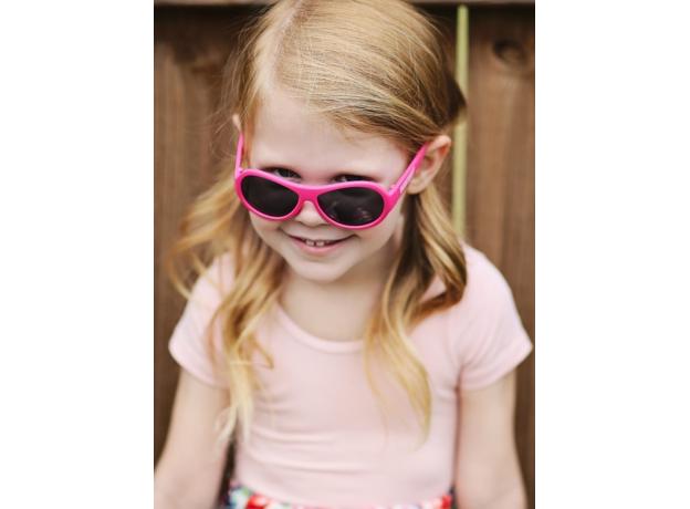 С/з очки Babiators Original Aviator. Попсовый розовый (Popstar Pink). Junior (0-2). Арт. BAB-044, фото , изображение 14