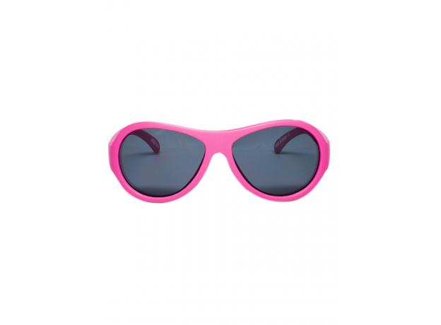 С/з очки Babiators Original Aviator. Попсовый розовый (Popstar Pink). Junior (0-2). Арт. BAB-044, фото , изображение 2