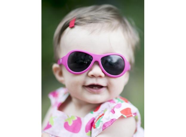 С/з очки Babiators Original Aviator. Попсовый розовый (Popstar Pink). Junior (0-2). Арт. BAB-044, фото , изображение 8