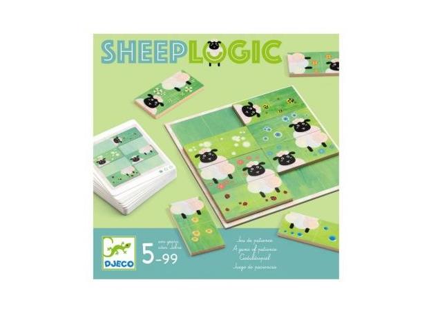 DJECO Собери овечку 08473, фото , изображение 2