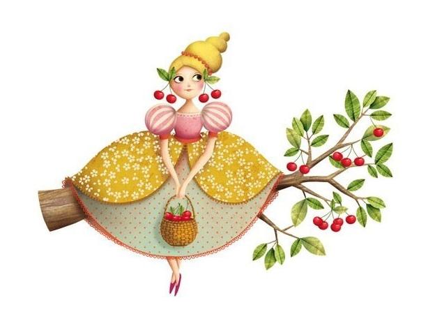 DJECO 164 наклеек Чаепитие у принцессы 08885, фото , изображение 5