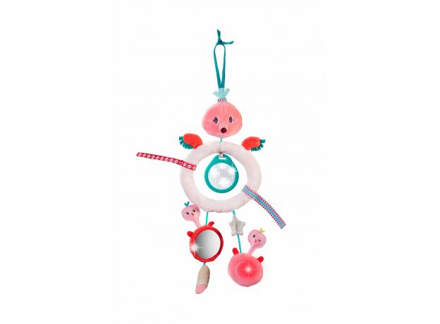 Многофункциональная игрушка Lilliputiens «Фламинго Анаис», фото , изображение 4