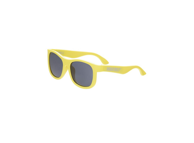 С/з очки Babiators Original Navigator. Жёлтый мак (Poppy Yellow). Classic (0-2). Арт. NAV-017, фото