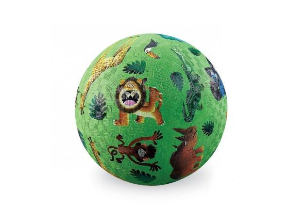 Crocodile Creek Мяч 5'/Дикие животные 2132-1, фото