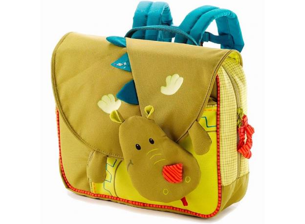 Школьный рюкзак Lilliputiens «Дракон Уолтер»; А5, фото
