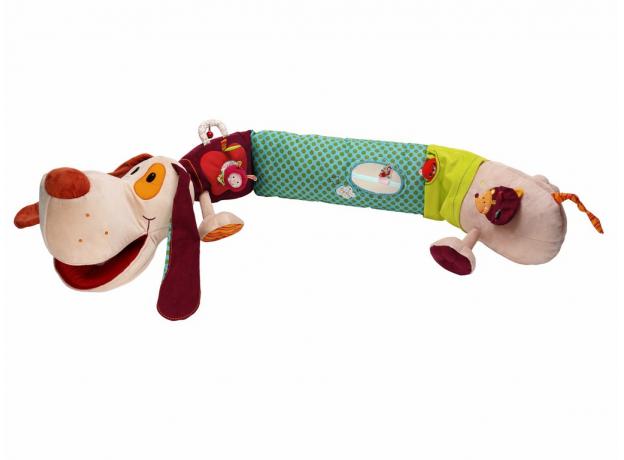 Развивающая игрушка большая Lilliputiens «Собачка Джеф», фото , изображение 2