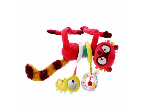 Развивающая игрушка Lilliputiens «Лемур Джордж», фото , изображение 3