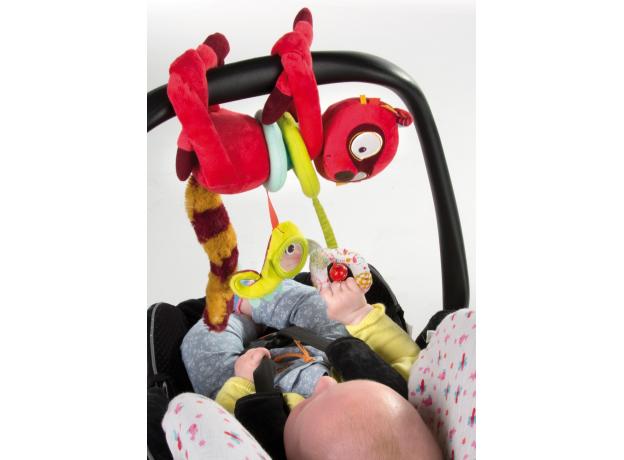 Развивающая игрушка Lilliputiens «Лемур Джордж», фото