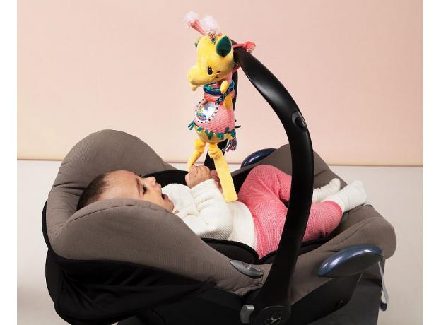 Развивающая игрушка Lilliputiens «Жирафик Зиа», фото , изображение 5