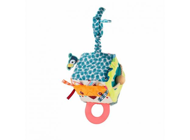 Мини-куб развивающий Lilliputiens «Лев Джек», фото , изображение 8
