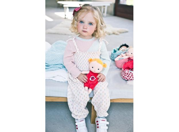 Кукла мягкая в переноске Lilliputiens «Агата», фото , изображение 5