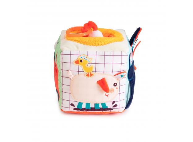 Развивающий куб со звуками Lilliputiens «Ферма», фото , изображение 8