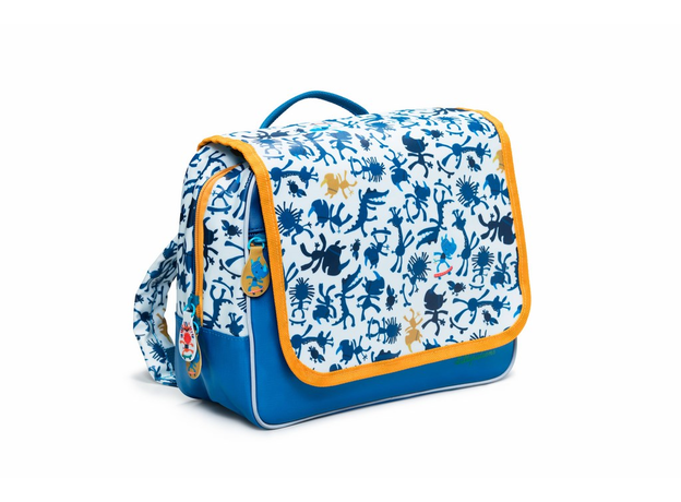Дошкольный рюкзак Lilliputiens «Носорог Мариус»; А5, фото