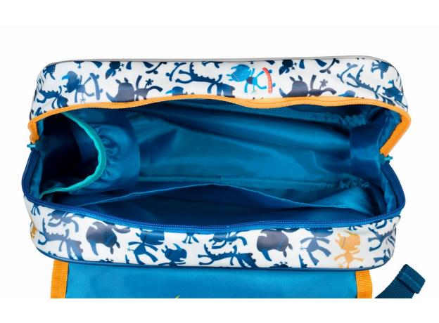 Дошкольный рюкзак Lilliputiens «Носорог Мариус»; А5, фото , изображение 2