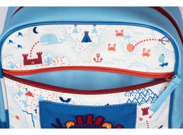 Рюкзачок Lilliputiens «Лев Джек», фото , изображение 2