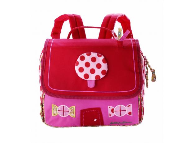 Школьный рюкзак Lilliputiens «Божья коровка Лиза», фото