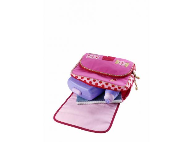 Школьный рюкзак Lilliputiens «Божья коровка Лиза», фото , изображение 2