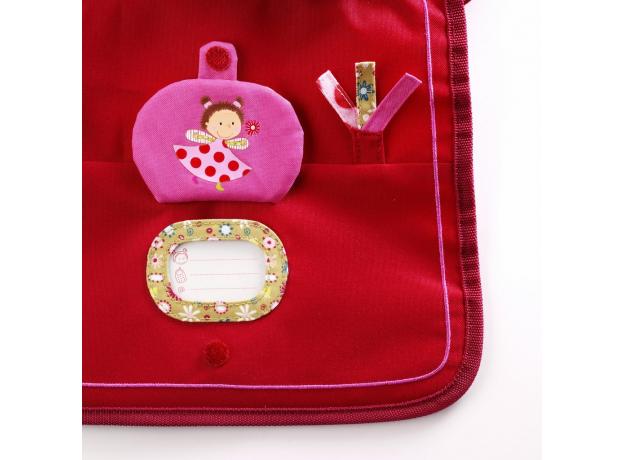 Школьный рюкзак Lilliputiens «Божья коровка Лиза», фото , изображение 3