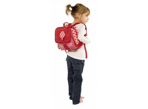 Школьный рюкзак Lilliputiens «Божья коровка Лиза», фото , изображение 4