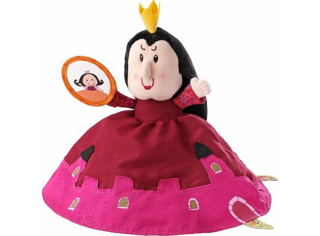 Двусторонняя игрушка Lilliputiens «Белоснежка», фото , изображение 4