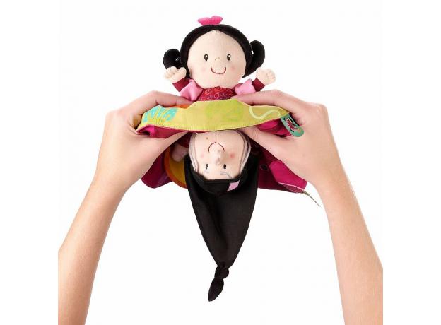 Двусторонняя игрушка Lilliputiens «Белоснежка», фото , изображение 6
