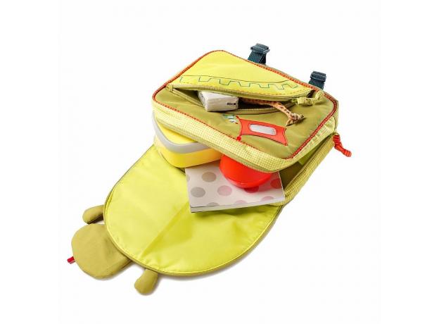 Школьный рюкзак Lilliputiens «Дракон Уолтер»; А5, фото , изображение 6