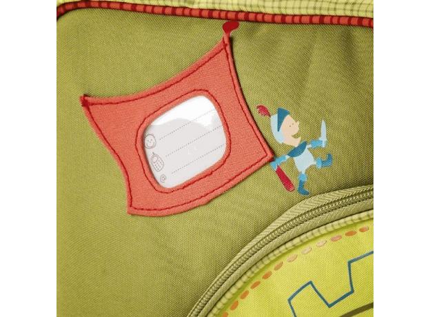 Школьный рюкзак Lilliputiens «Дракон Уолтер»; А5, фото , изображение 4