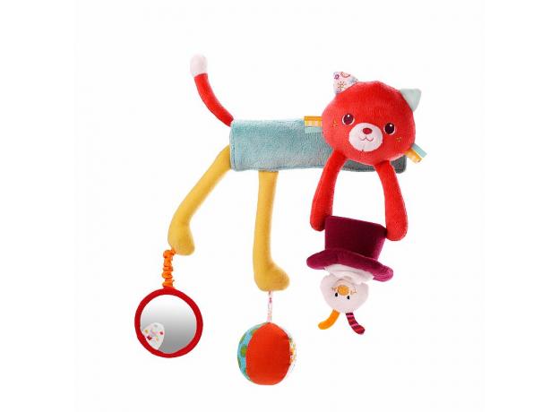 Игрушка Подвесканая Lilliputiens «Кошечка Коллет», фото , изображение 3