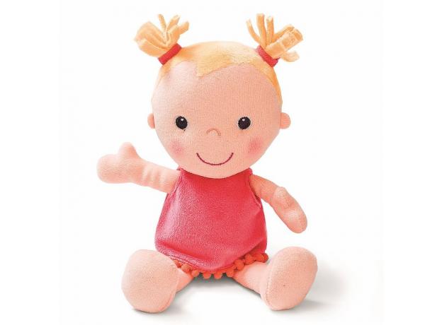 Мягкая куколка в переноске с игрушкой Lilliputiens, фото , изображение 4