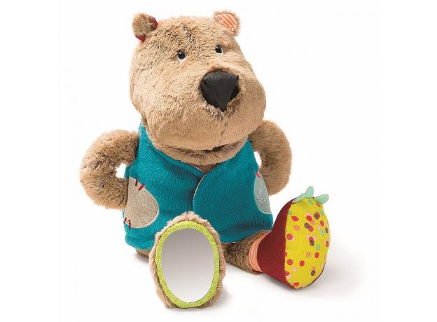 Развивающая игрушка Lilliputiens «Медвежонок Цезарь», фото , изображение 6