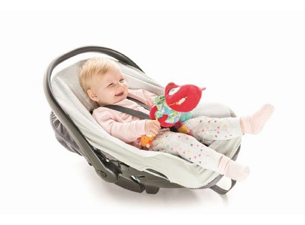 Развивающая игрушка Lilliputiens «Лемур Джордж» на липучке, фото , изображение 7