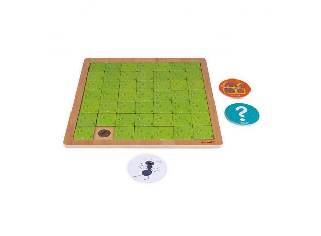 Игра настольная Janod «Сокровища в саду», фото