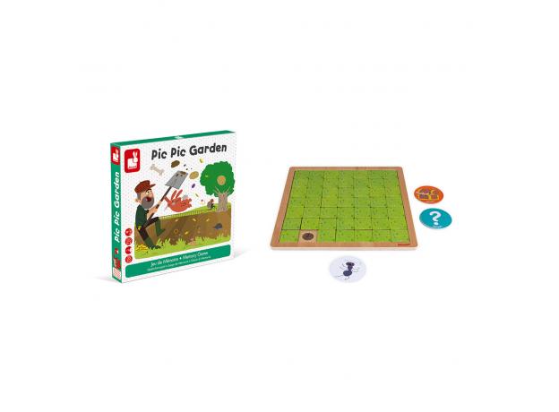 Игра настольная Janod «Сокровища в саду», фото , изображение 2