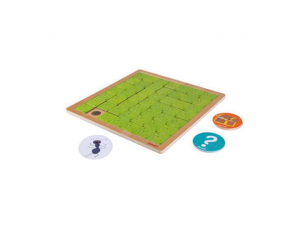Игра настольная Janod «Сокровища в саду», фото , изображение 3