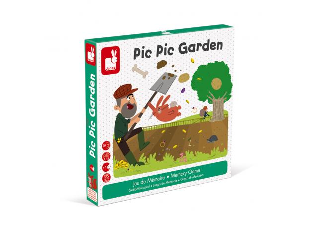 Игра настольная Janod «Сокровища в саду», фото , изображение 9